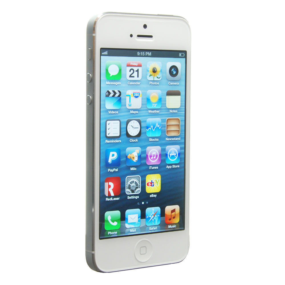 iphone 5 32gb weiss digimac. Black Bedroom Furniture Sets. Home Design Ideas